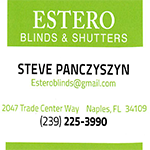 Estero Blinds & Shutters copy